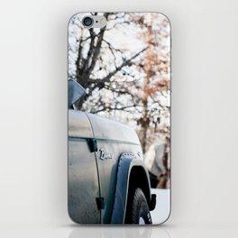 Bronco iPhone Skin