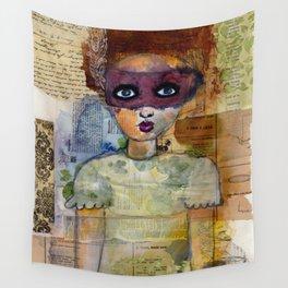 Phantoms' Girl Wall Tapestry