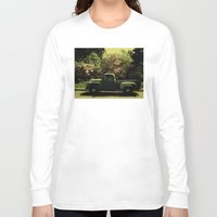 old school Long Sleeve T-shirts featuring Old School by IRIS Photo & Design