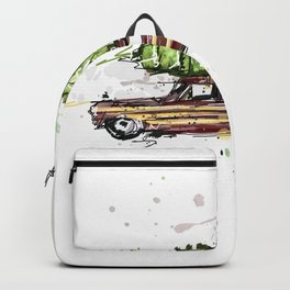 Perfect Christmas Tree Backpack