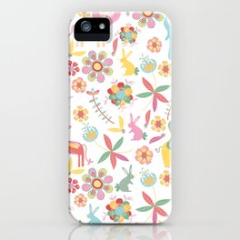 mundo magico iPhone Case