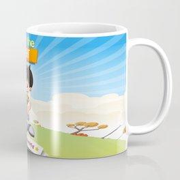 I am the Light of the world. Coffee Mug
