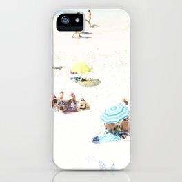 beach XXI iPhone Case