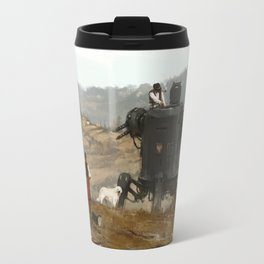 1920 - soup is waiting Travel Mug