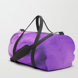 Purple daze 9 Duffle Bag