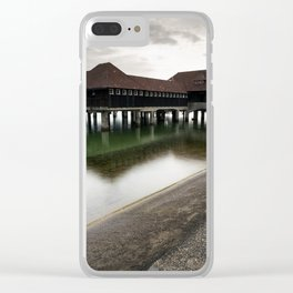 The Baths II Clear iPhone Case