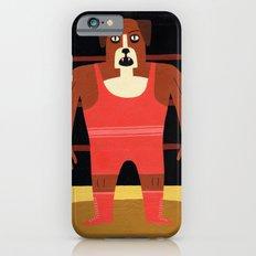 Dog Wrestler Slim Case iPhone 6s