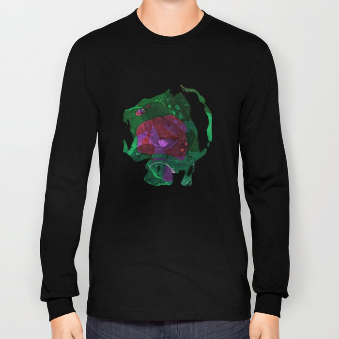 Abstract #9 Long Sleeve T-shirt