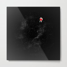 Love Space Metal Print