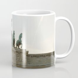 Victory, Brandenburger Gate statue Berlin Coffee Mug