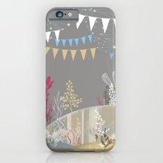 grey sea wonderland Slim Case iPhone 6s