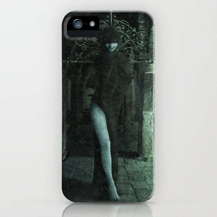 The Crypt Dancer iPhone Case