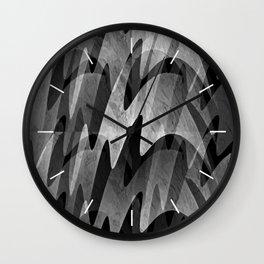 Borealis B Wall Clock