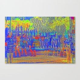 20180729 Canvas Print