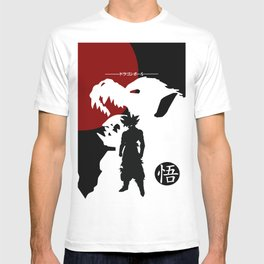 Goku Warrior - Dragon Ball T-shirt