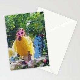 Lee Hi - I see a cat Stationery Cards
