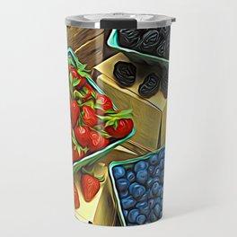 Boxed Berries Travel Mug