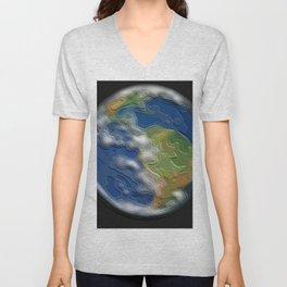 Planet Earth 4.0 Unisex V-Neck