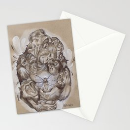 Protecting the Delicate Things Stationery Cards