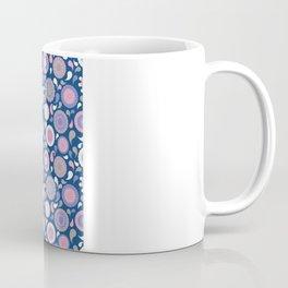 Midnight floral Coffee Mug