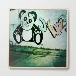 street art- cute Metal Print