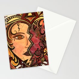 Astrology Libra Waage Fullcolor Stationery Cards