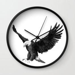 Soaring Eagle Wall Clock