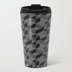 Black box Metal Travel Mug