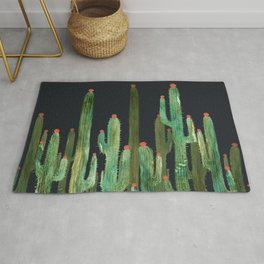 Cactus 4U collab. with @rodrigomffonseca Rug