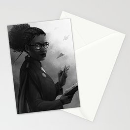 Minister Hermione Granger Stationery Cards