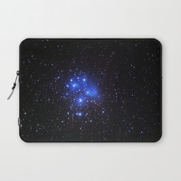 the Pleiades or Seven Sisters in Taurus Laptop Sleeve