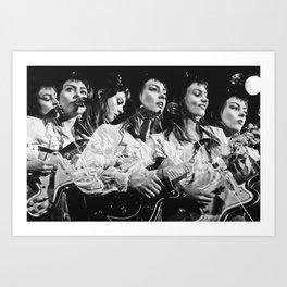 Angel Olsen - Phases Cover Art Art Print