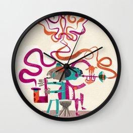 Jammin´ Wall Clock