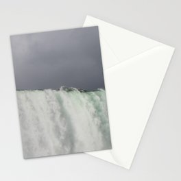 Top of Niagra Falls Stationery Cards