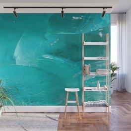 Turquoise Stone #1 #gem #decor #art #society6 Wall Mural
