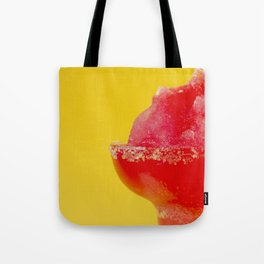 Strawberry Margherita Tote Bag