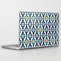 islam Laptop & iPad Skins featuring Marrakesh by Patterns and Textures