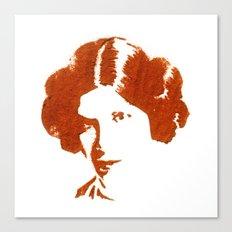 Spices Leia - Paprika Canvas Print