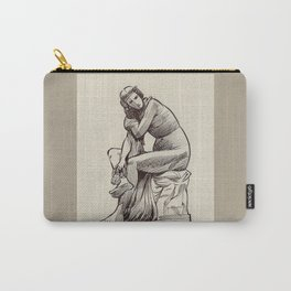 Quai d'Orsay lady Carry-All Pouch