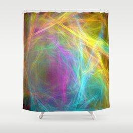 HoloNest Shower Curtain