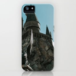 Hogwarts Castle iPhone Case