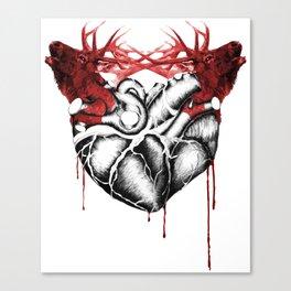 Love Affair 2 Canvas Print
