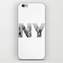 NY iPhone Skin
