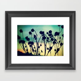 Enjoy Your Day Framed Art Print