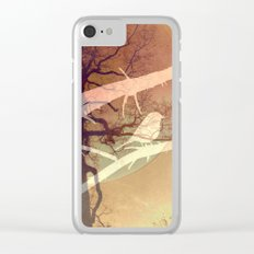 Evening song Clear iPhone Case