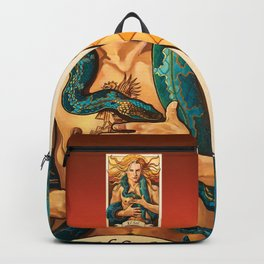 El Sol - From the Loteria Camp Series Backpack