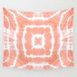 FESTIVAL SUMMER - WILD AND FREE - BLOOMING DAHLIA Wall Tapestry