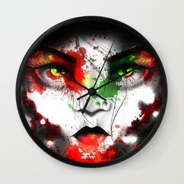 Conflict and Choice Wall Clock
