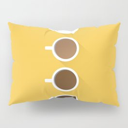 Coffee + Simplicity Pillow Sham