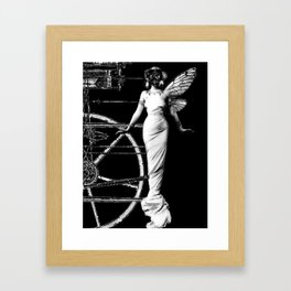 Mother Superior Framed Art Print
